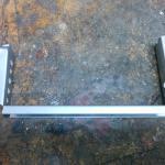 Bend rail